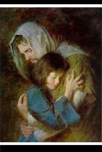 Recap.jesus-comfort